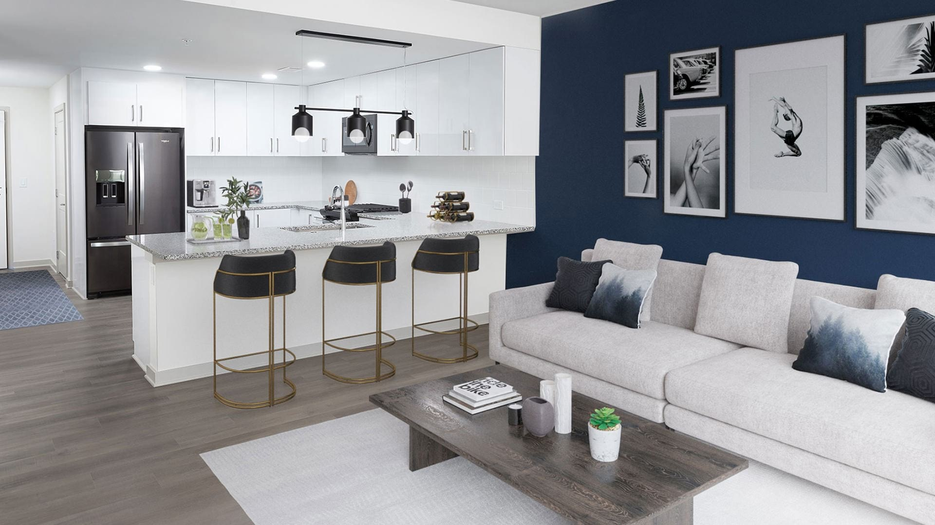 Spaces Perfect for Entertaining
